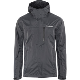 Columbia Pouring Adventure II Giacca Uomo, black